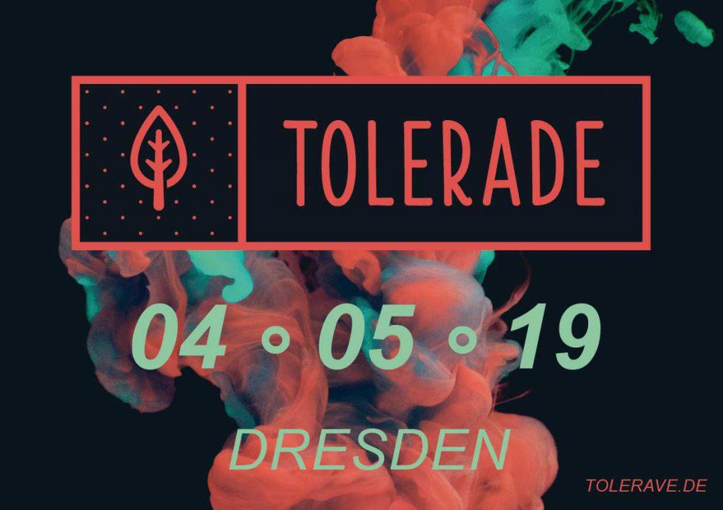 Tolerade 2019 | Vote and dance vor Tolerance | Müssen wir immer erst laut werden!