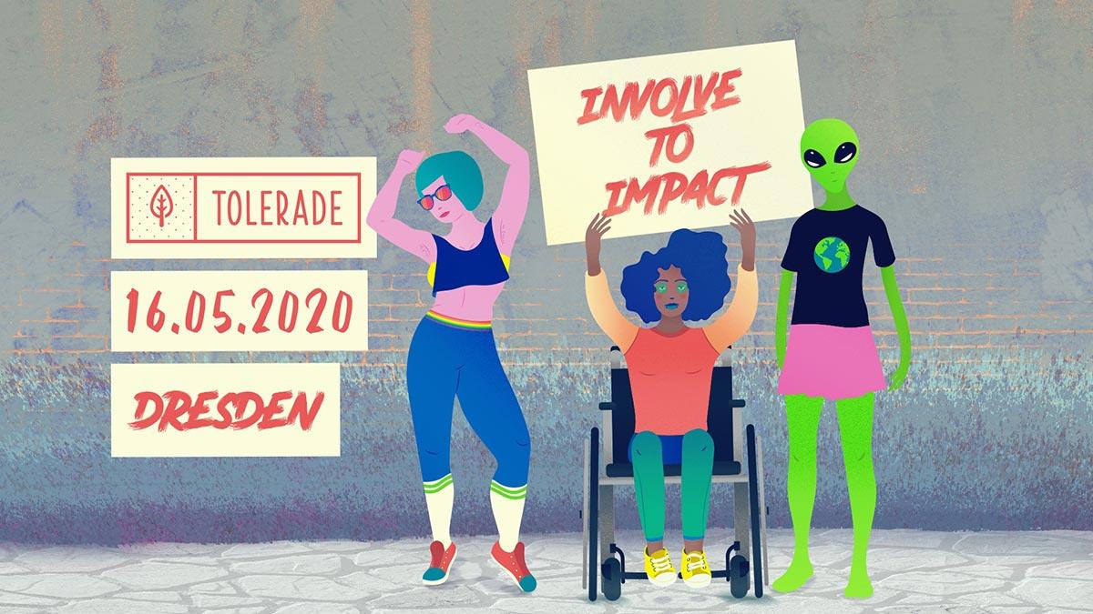 Tolerade 2020 | involve to impact | 16.05.2020 | Dresden