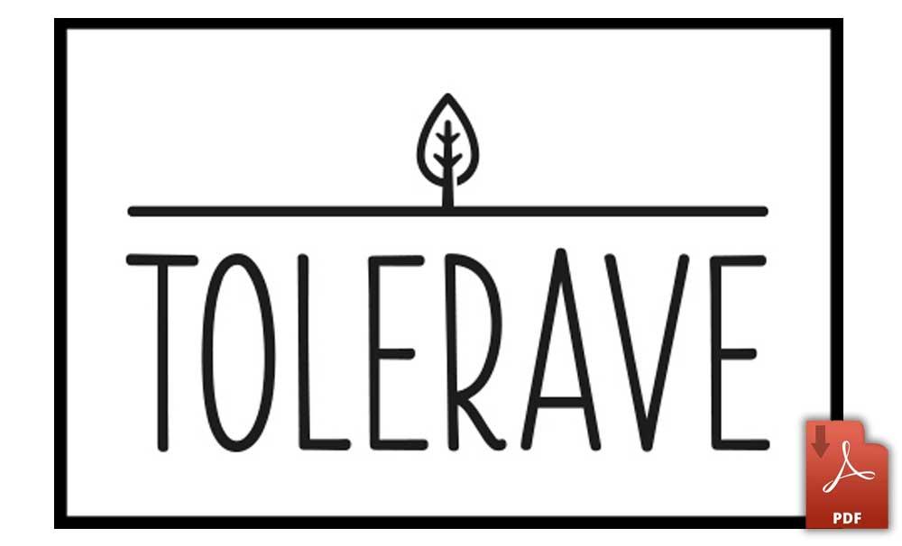 Vereinsbeitritt TOLERAVE e.V.