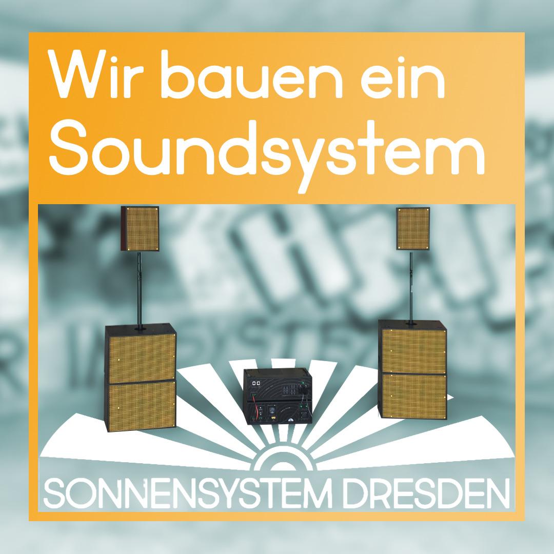 Wir bauen ein Soundsystem!